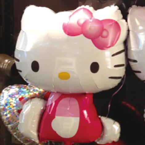 【BL-04】キティ3のバルーン