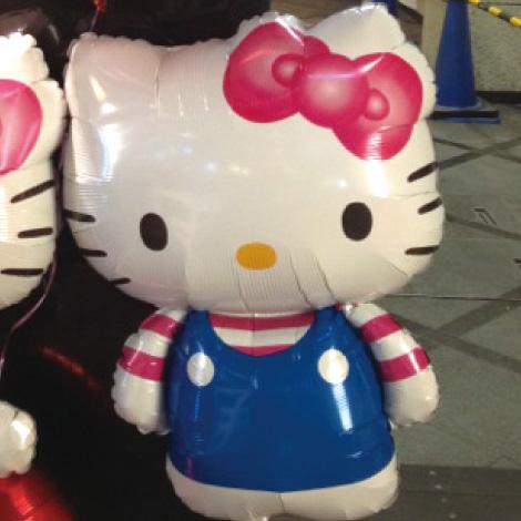 【BL-05】キティ4のバルーン