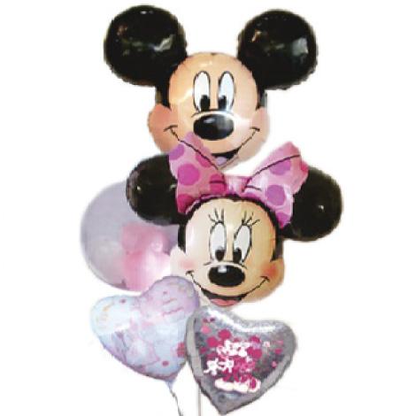【BL-11】ミッキー&ミニーのバルーン