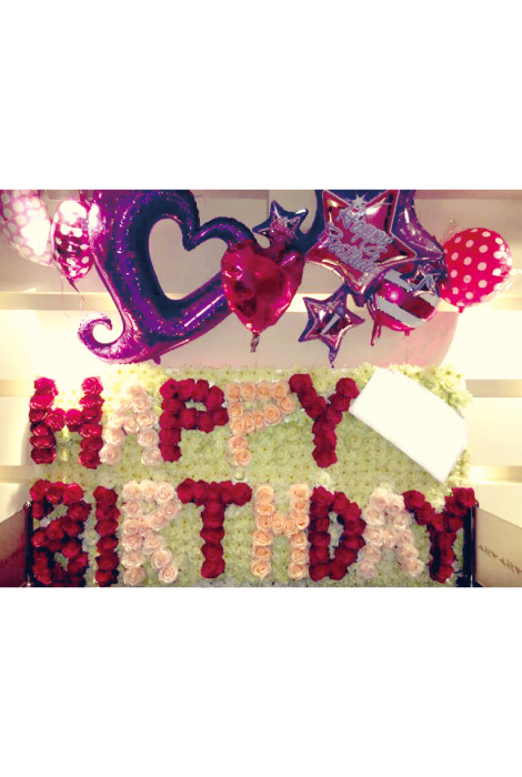 【RB-01】HAPPY BIRTHDAY