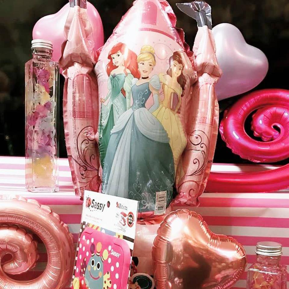 プリンセスおむつケーキイメージ