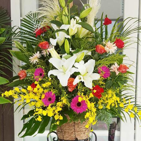 スタンダードスタンド花イメージ