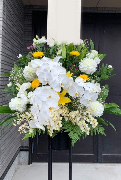 【S-20】敬供用 スタンド花