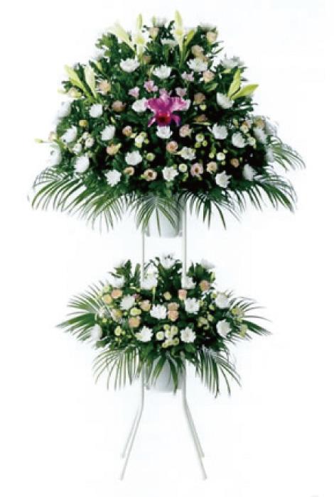 【S-21】敬供用 スタンド花