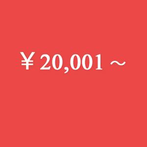 ¥20,001~