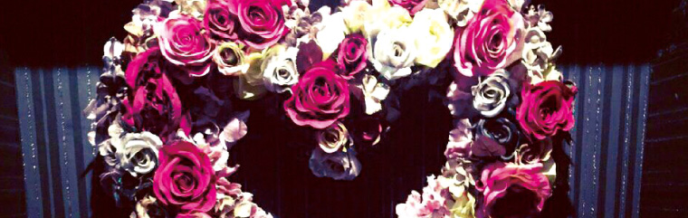 造花アレンジレンタル