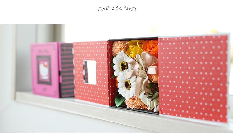 ソープフラワー&バスフレグランスイメージ 商品の特徴